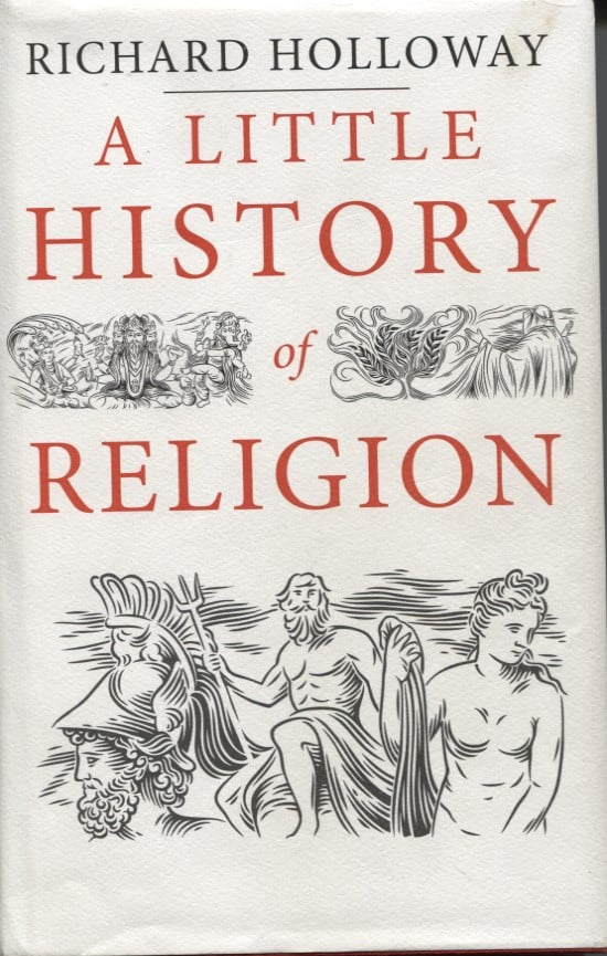 Book review: A Little History of Religion