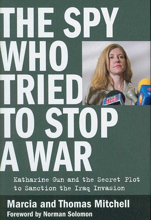 Book review: The Spy Who Tried to Stop a War